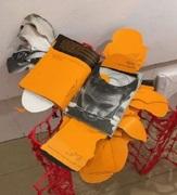 """Mostra Retrospettiva di Coco Gordon """"Timeless, Senzatempo"""" La natura tra performance e Exploding Books Opere 1958-2020"""