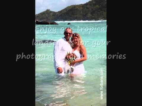 Seychelles Weddings and Venues @  Chalets Anse Forbans Mahe Island