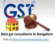 Best gst consultants in Bangalore