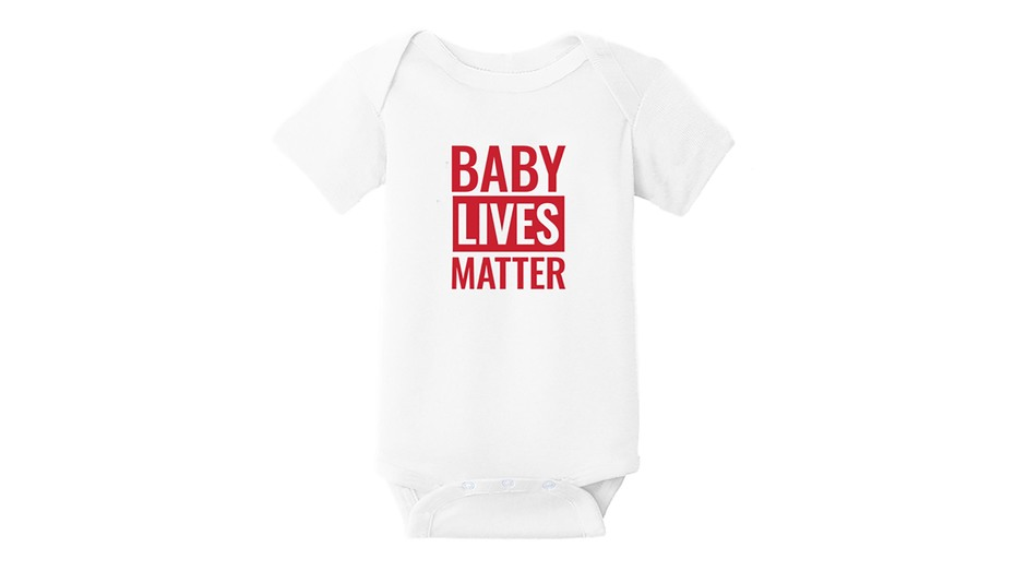 Trump's Baby Lives Matter T Shirt
