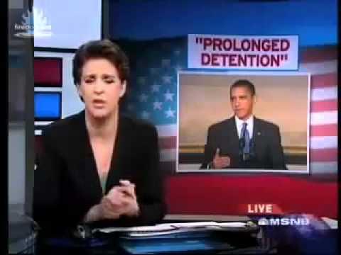 Obama Justifies FEMA imprisonment of civilians!