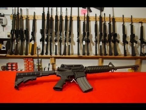 """Department Of Homeland Security To Purchase 7,000 Fully Automatic AR-15's For """"Personal Defense"""""""