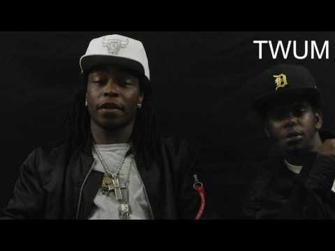 Maj Strap/Young Maj Interview With The Wrap-Up Magazine