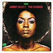 """The Source"" was Jimmy Scott's first album on Atlantic label  ~"