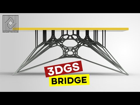 3d Static Bridge