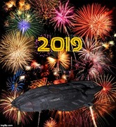 Trireme Happy new year 2019