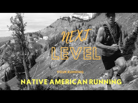 Native American Running: Try This to Take YOUR Running to the NEXT LEVEL.