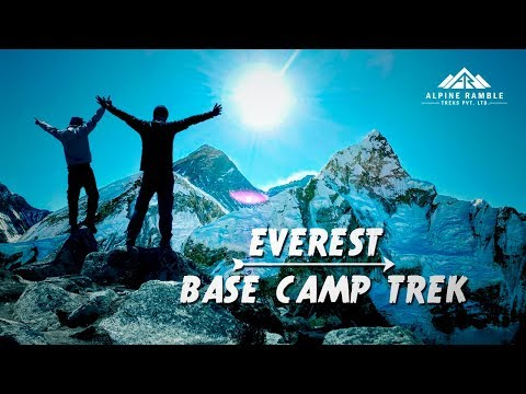 Everest Base Camp Trek best video 2020 | 8 Days EBC Hike Nepal