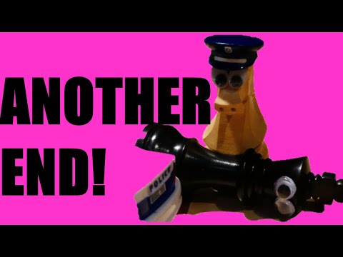 "GEORGE FLOYD DEATH ""ANOTHER END!"" [STOPMOTION TRIBUTE]"