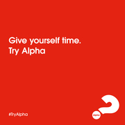 Is there more to life than this? Explore Alpha!