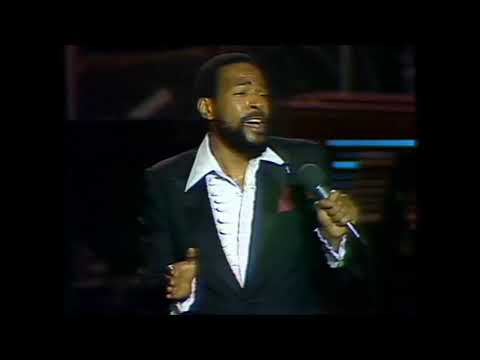 Marvin Gaye - LIVE I Want You 1981