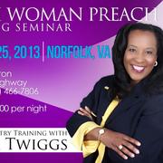 Dr Rita Twiggs