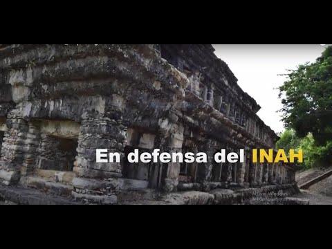 En Defensa del INAH_Arqueología