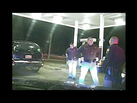 Manistee Police Officer Officer Shands Abuses His Powers