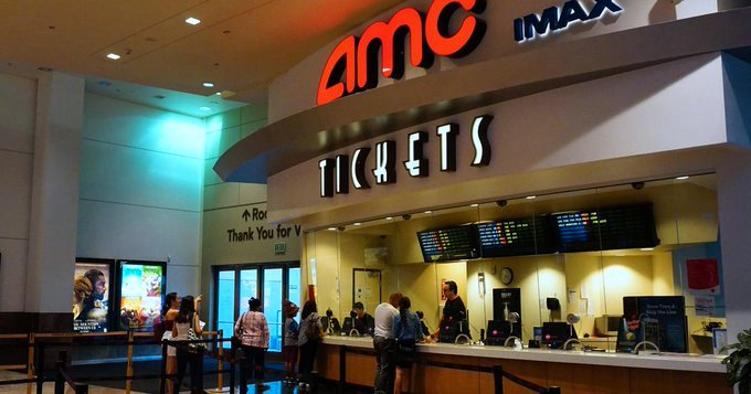 AMC Will Require Face Masks Upon Reopening