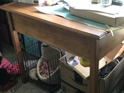 Secret drawer table