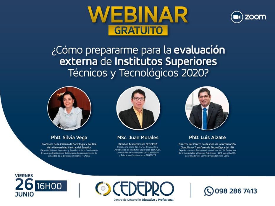 ¿ Como prepararme para la evaluación de Institutos técnicos y Tecnológicos?