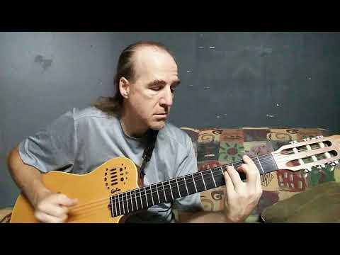 Take On Me (A-ha) - excerpt - [Fingerstyle Guitar Covers]
