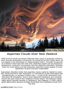 clouds meet ground