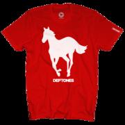 deftones white pony T Shirt