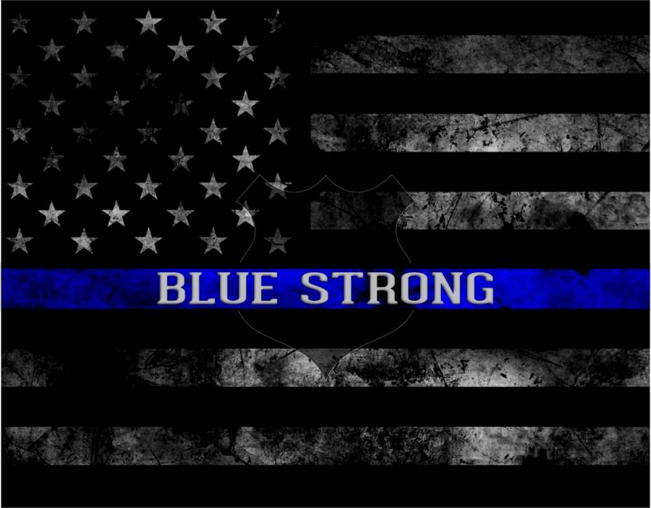 Remaining Blue Strong!