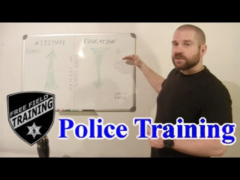 Police Training: Attitude and Education