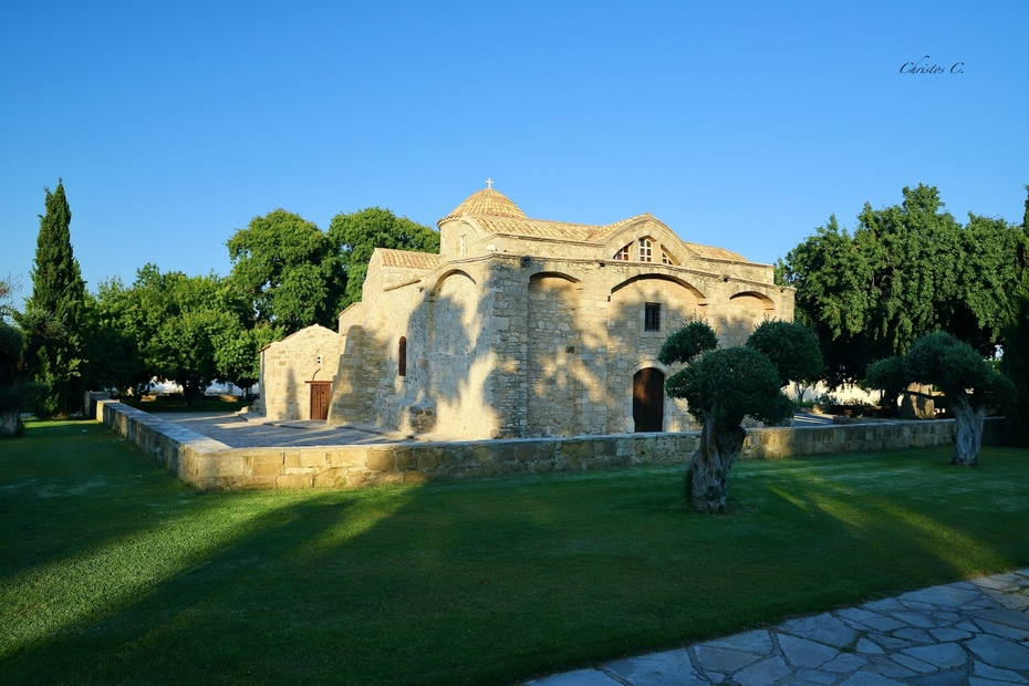 Παναγία η Αγγελόκτιστη(Κίτι ,Κύπρος)