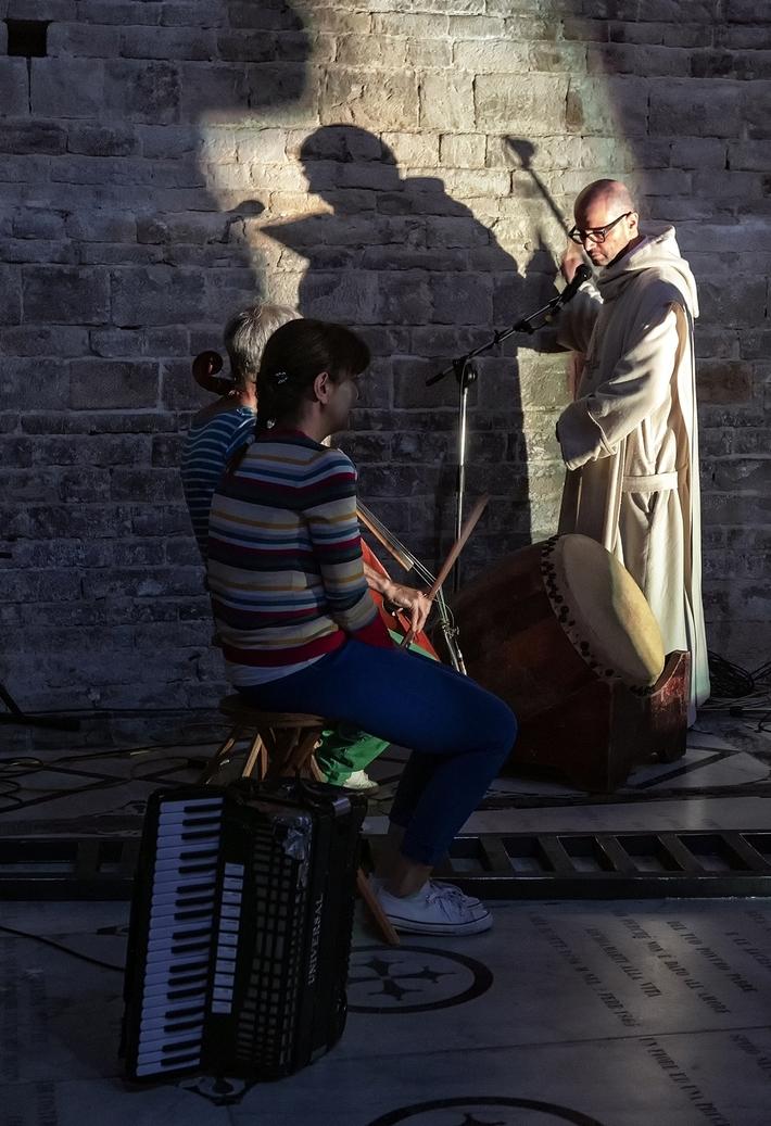 l'abate Bernardo