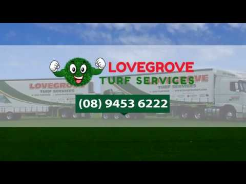 Lovegrove Turf Services is your Local Turf Farm Expert in Perth, WA
