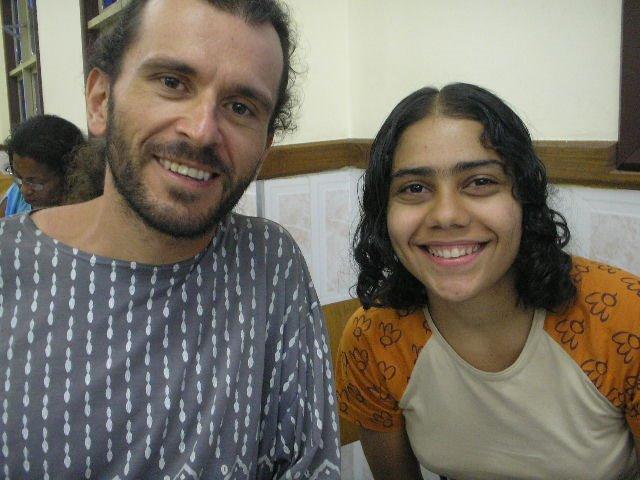 Ronaldo e Simone
