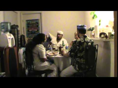 M2U00063 PESACH 2011 TEACHING ON THE 8 CUPS OF PESACH - PASSOVER PART 1B