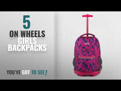 10 Best Rolling Backpacks for Girls in 2020 - DeWhiteHome Reviews