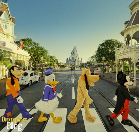Disney crossing