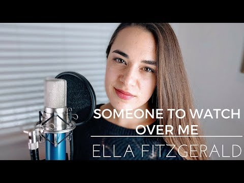 Someone to Watch Over Me - Ella Fitzgerald/George Gershwin | Camille van Niekerk Cover