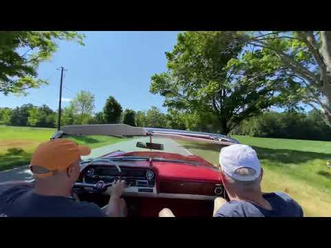 Back Seat Cruising: Matt & Les Eastling's 1963 Eldorado Biarritz