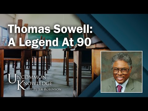 An Economist Looks at 90: Tom Sowell on Charter Schools and Their Enemies