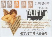 sent to Connie Rose