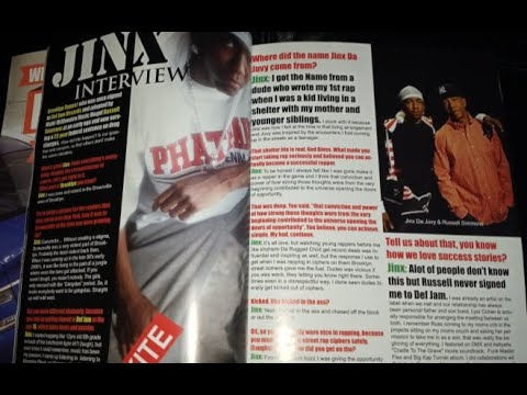 Jinx da Juvy ,Russell simmons cosign cried over deal Private Jets Mysonne battle ,Kool G Rap #FCCTV