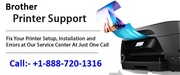 Brother Printer Support number for Brother Printer Problems