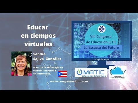 Educar en tiempos virtuales