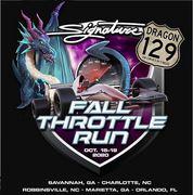 SIGNATURE RALLIES - FALL THROTTLE RUN