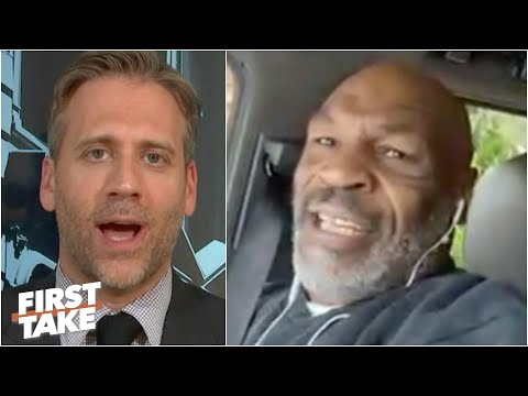 Mike Tyson announces return to boxing with 8-round exhibition vs. Roy Jones Jr. | First Take
