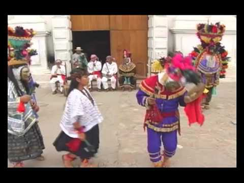 The Rabinal Achí Dance Drama Tradition part 1