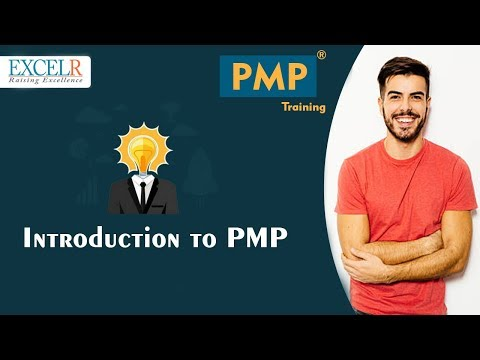 """""""PMP""""-Introduction To PMP 