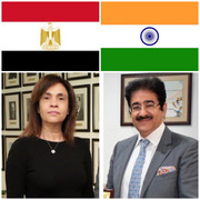 National Day of Egypt Celebrated at ICMEI