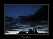 The Comet struggling with Clouds