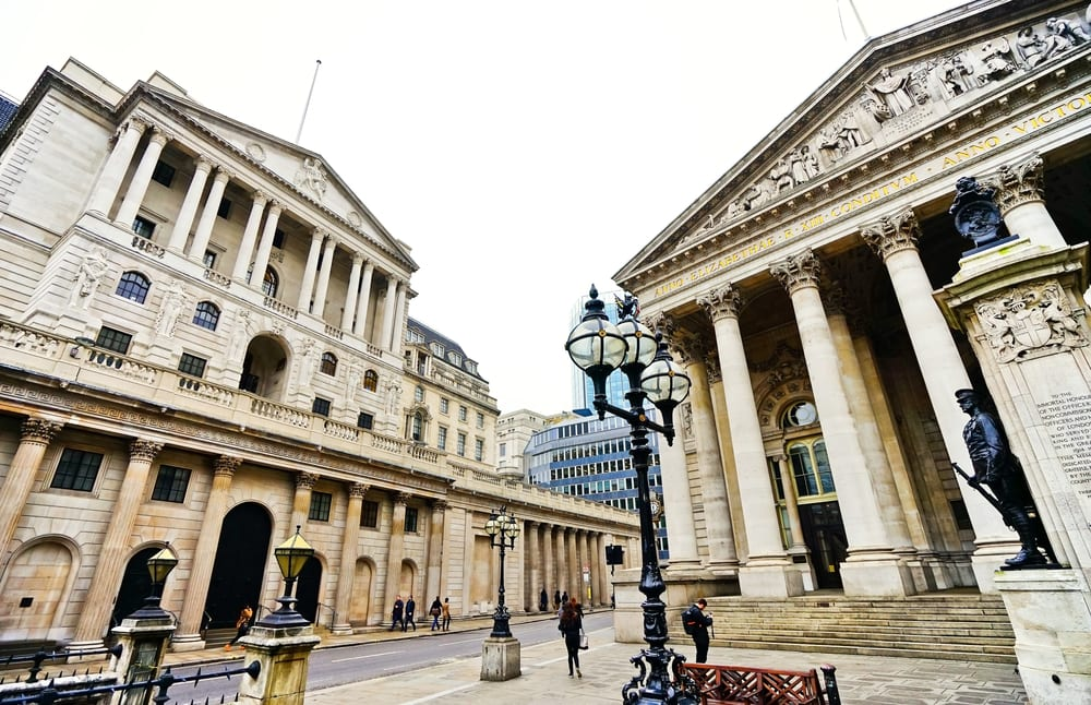 Bank Of England Hires Accenture To Revamp Payments System With Eye On Digital Currency