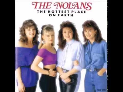 ノーランズ 世界でいちばん熱い夏 The Nolans - The Hottest Place on Earth