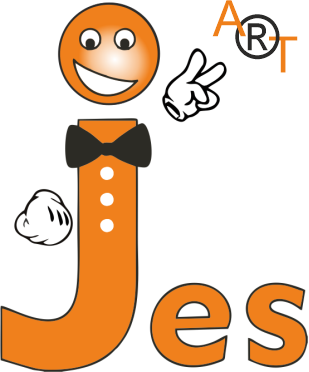 Jes, il social delle emozioni attraverso l'arte Logo