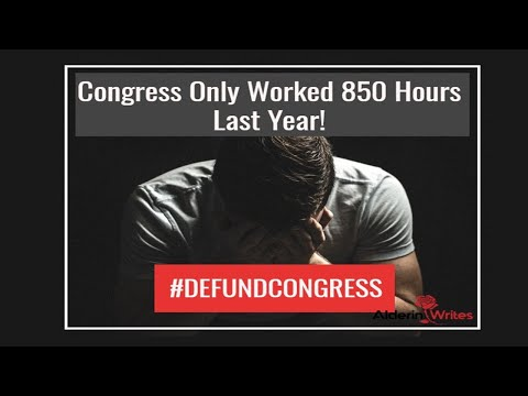 Defund Congress Now! - Sweeping Reform Starts at the Top